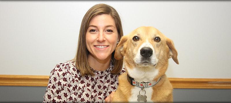 Meet Jennifer Cichon veterinarian at Christensen Animal Hospital